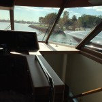 Tinting and Paint protection film on a mega yacht 9