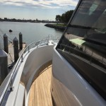 Tinting and Paint protection film on a mega yacht 8
