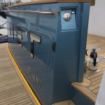 Tinting and Paint protection film on a mega yacht 3