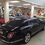 Auto Tinting for a Bentley Mulsanne 4