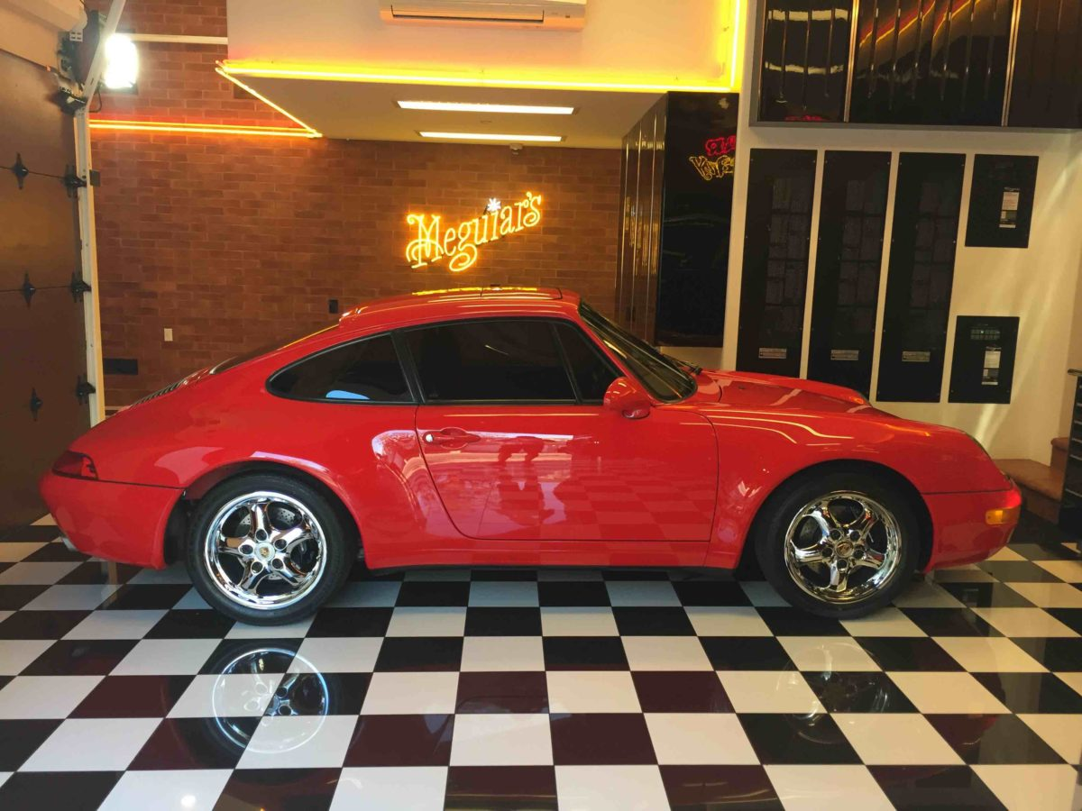 Automotive Industry Legend Barry Meguiar Has Porsche Tinted by Sundial Window Tinting